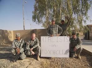 Dustin chalker adlı asker orduyu aşırı hıristiyan fundamentalist