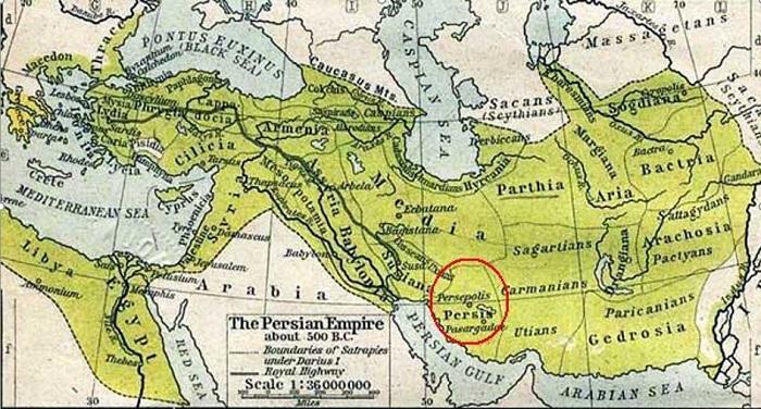 pers imparatorluğu, pers iran tarihi